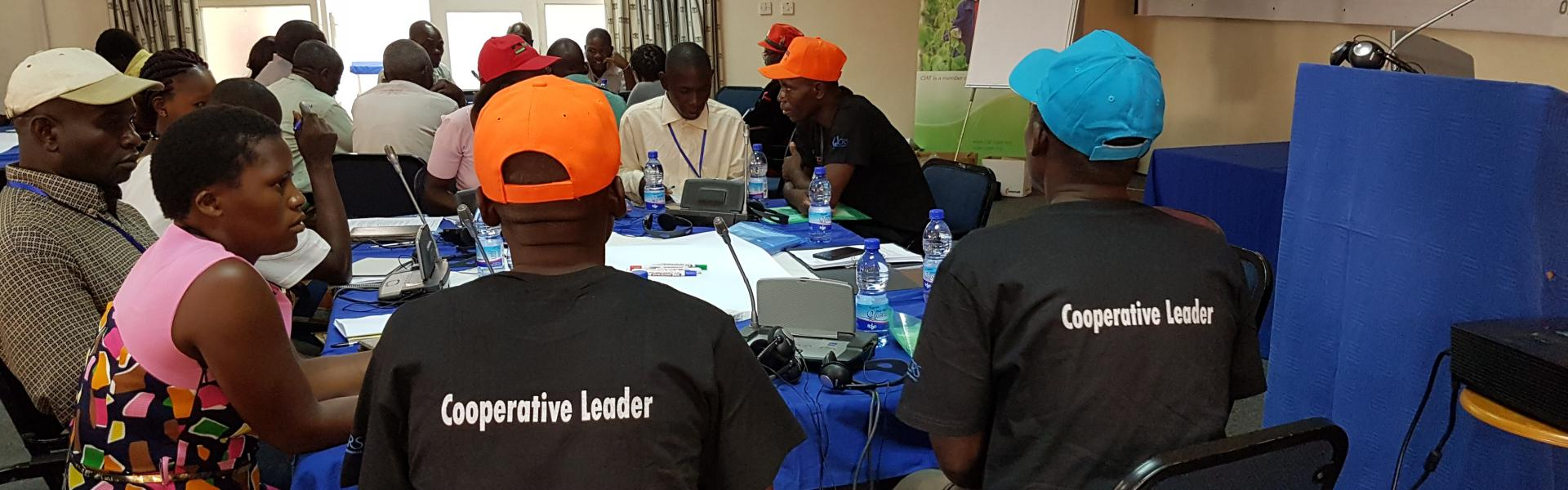 Cooperative Leadership Event: Malawi, 2016
