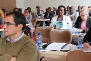 Cooperative Leadership Event: Ethiopia, 2014