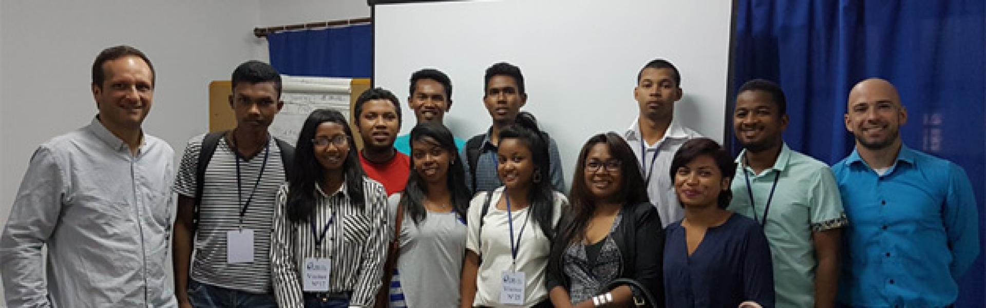 Cooperative Leadership Event in Madagascar