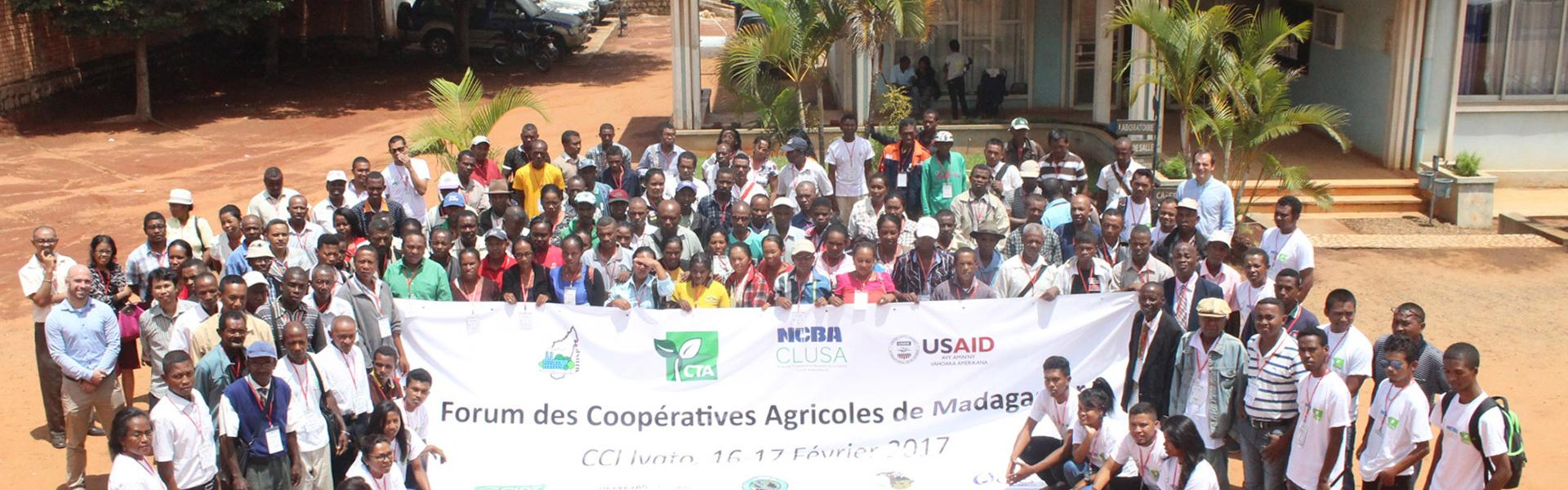 Cooperative Leadership Event in Madagascar: media outputs